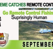 "Go Remote Control Fishing with Animal Planet's ""Off The Hook""!"