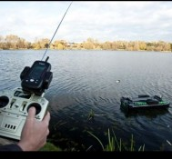 VIPER XRANGE BAIT BOAT – FISHING ( CARP )